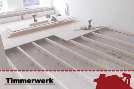 timmerwerk - houten - vloer